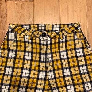 UNIF Plaid Pants